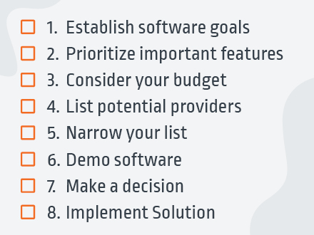 These are the important steps to take to invest in an effective learning management system for nonprofits.