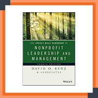 This handbook is a nonprofit professional development resource that is often called the big green book.