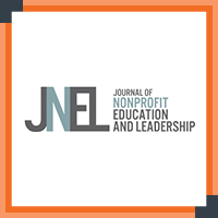 The Journal of Nonprofit Education and Leadership aims to improve nonprofit education and leadership through research.