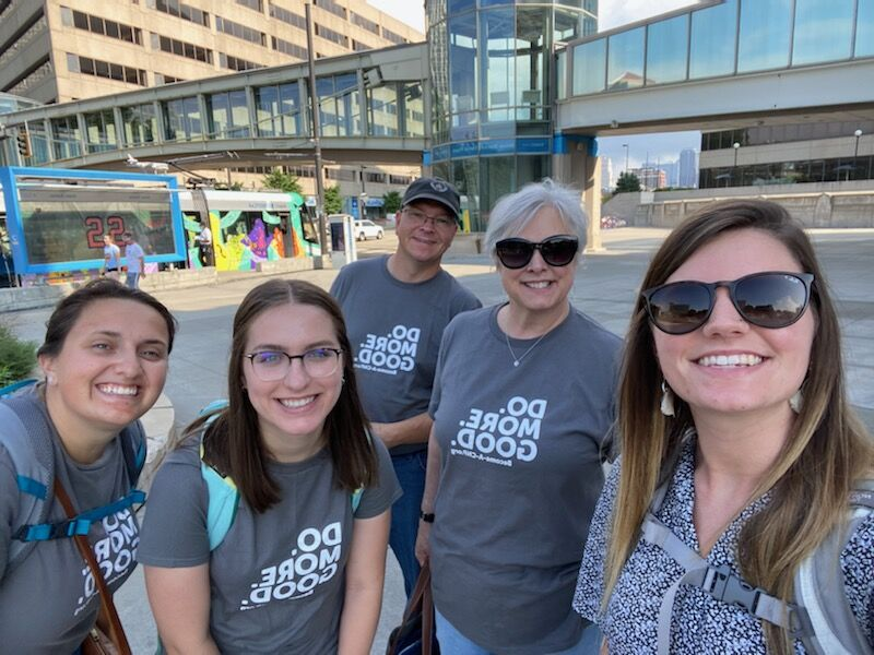 NLA staff group in Kansas City