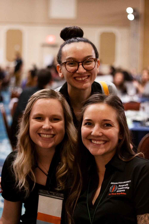 Nonprofit Alliance Legacy Campus Track Female Students
